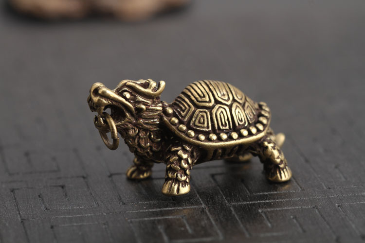 Dragon Turtle Keychains Pendants  (13)