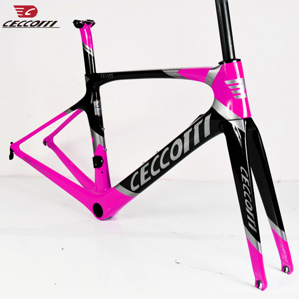 Road-Frame-Fork Disc-Brake Carbon-Disc Painting Custom Light-Weight Thru-Axle 12--100mm title=