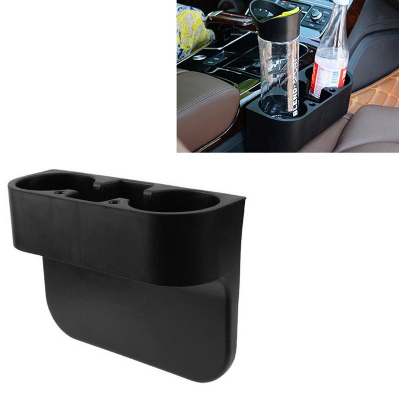 Multifunction Car Drink Holder Seat Gap Wedge Phone Bottle Glove Box Organizer