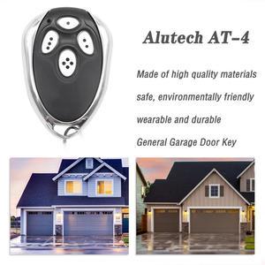 Image 5 - متوافق Alutech AT 4 AR 1 500 AN موتورز ASG1000 التحكم عن بعد 433.92 MHz المتداول رمز 4 قناة فتحت باب المرآب