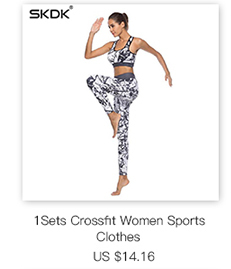 1 Sets Crossfit Sports Clothes Sets Sexy Gym Clothing For Women Sportswear High Waist Fitness Yoga Set Leggings Pants Tanks