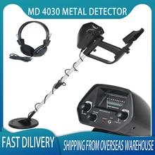 MD4030/GTX5030 Unterirdischen Metall Detektor MD4030 Gold Schatz Pinpointer Defekterkennungswerkzeug Gold Digger Metall Detektor Wasserdicht