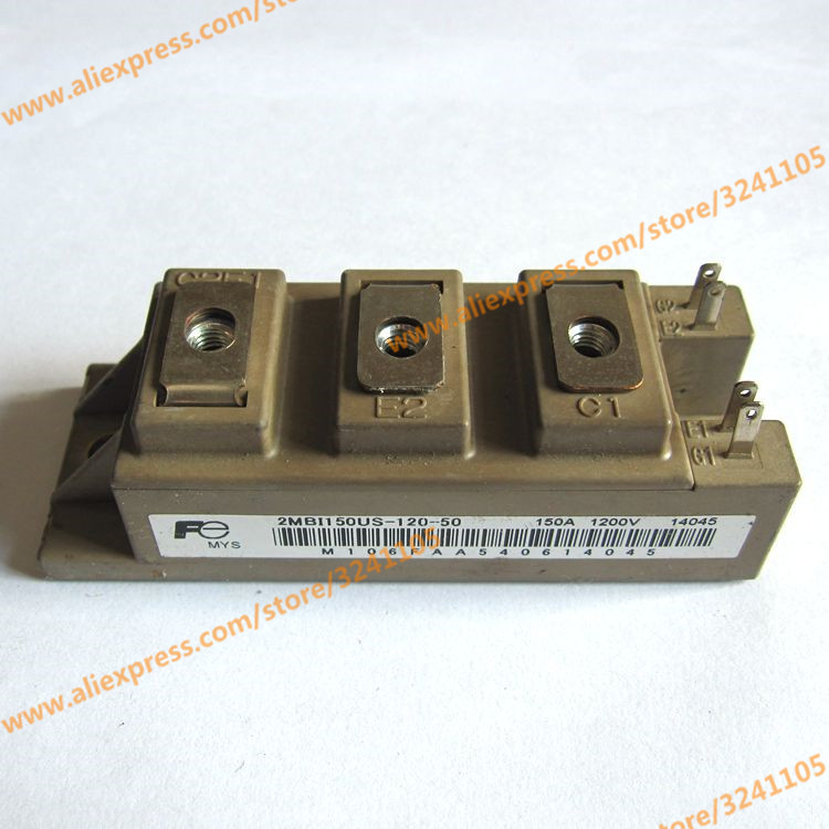 Free Shipping New And Original 2MBI150US-120-50  Module