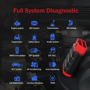 Image 3 - ThinkCar ThinkDiag Mini Bluetooth OBD2 Scanner Automotivo OBD 2 TPMS Code Reader Car Diagnostic Tool PK AP200 Thinkdiag MINI