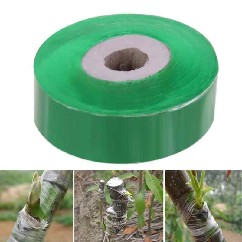 Grafting Pruner Chopper Garden Tools PVC Electrical Wire Insulating Tape Roll Machine Graft Film Tape Tree Plant Shears