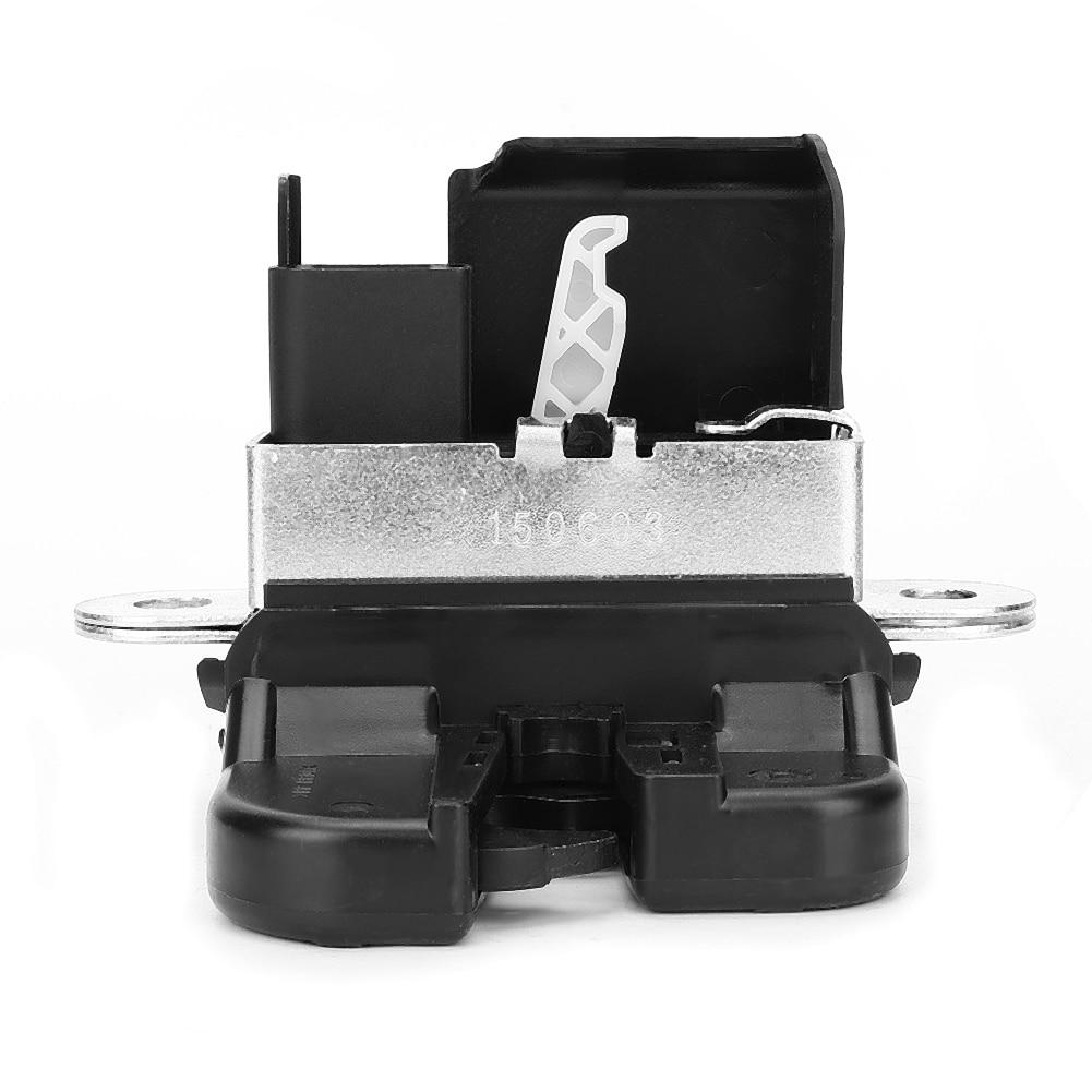 Rear Trunk Lock Actuator Tailgate Door Mechanism Fit For Golf Plus Golf VI Variant 5M0827505C 5M0827505E 5M0827505E9B9