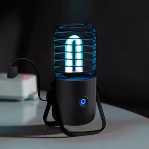 Image 3 - In stock Xiaomi Xiaoda Germicidal Light sterilization lamp UV disinfection Ultraviolet Ozone sterilizer Disinfect Bacteria Virus