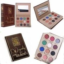 12 Colors Metallic Shiny Smoky Eyes Eyeshadow Waterproof Glitter Liquid Eyeliner Makeup Eyeshadow Portable