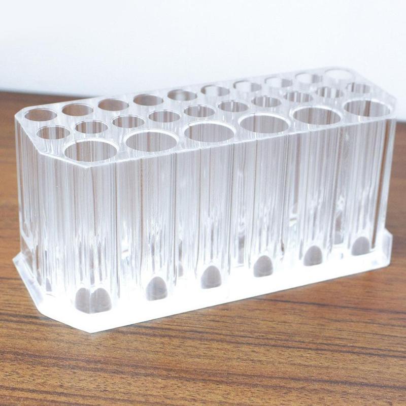 para as mulheres com acrilico transparente caixa 05