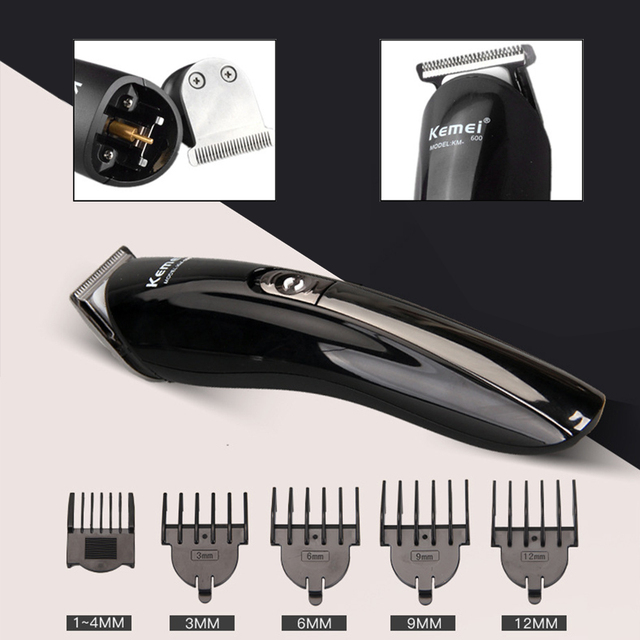 Kemei 11 in 1 Multifunction Hair Clipper professional hair trimmer electric Beard Trimmer hair cutting machine trimer cutter 5 3