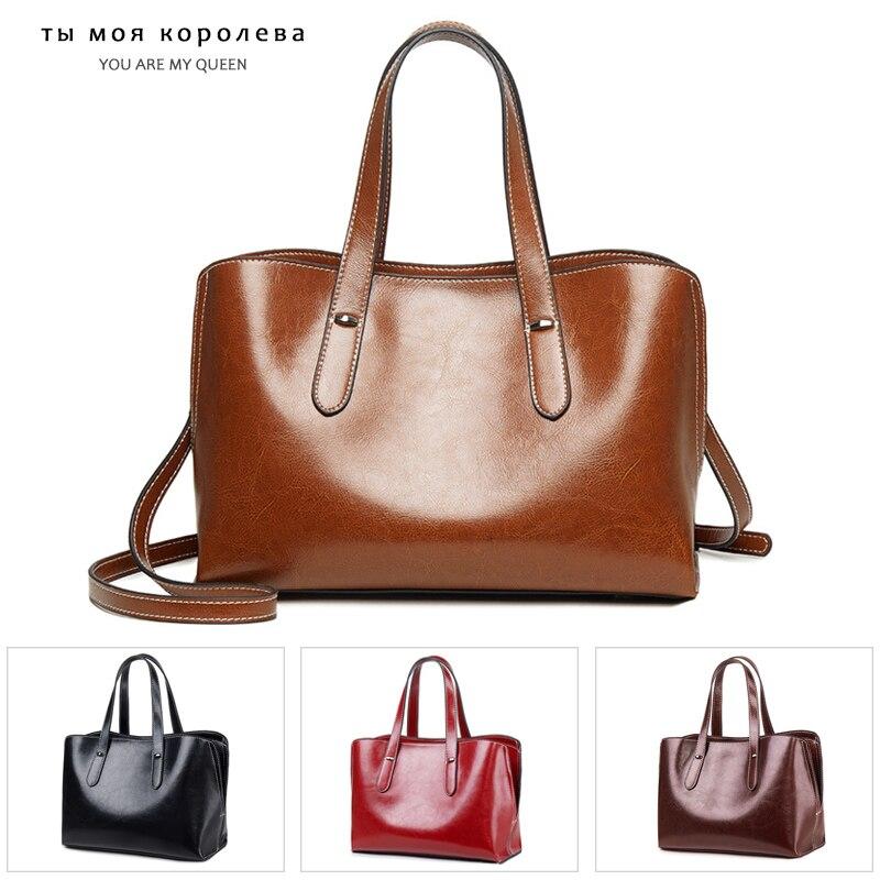 2453.15руб. 50% СКИДКА|Роскошные дизайнерские сумки, женские сумки из натуральной кожи, женские сумочки в стиле ретро, Большая вместительная сумка через плечо для женщин|Сумки с ручками| |  - AliExpress
