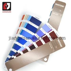 "Image 5 - PANTONE 2 ספרים/סט ארה""ב TPX/TPG FHIP110N 2310 סוגים של צבע מדריך אופנה פנים טקסטיל בגד"