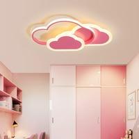 Modern LED Ceiling Chandelier lighting for Childre room Bedroom Lighting fixtures surface Lustre Avize LED Chandeliers for kids