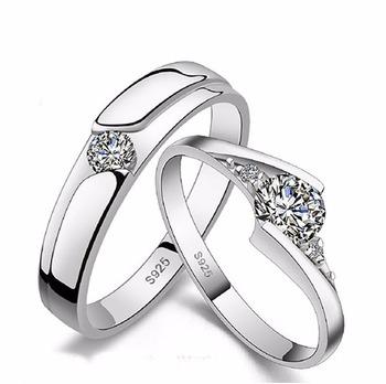 23 rodzaje kochanek pierścionki nieskończona miłość zaręczyny ślubne pierścionki dla par Aneis biżuteria męska pierścionki zaręczynowe kolor srebrny biżuteria tanie i dobre opinie ZSHANSGL Brak Zakochanych Cyrkonia Śliczne Romantyczny Zespoły weselne Serce 10mm Wszystko kompatybilny Fitness tracker