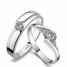 23 rodzaje kochanek pierścionki nieskończona miłość zaręczyny ślubne pierścionki dla par Aneis biżuteria męska pierścionki zaręczynowe kolor srebrny biżuteria tanie tanio ZSHANSGL Brak Zakochanych Cyrkonia Śliczne Romantyczny Zespoły weselne Serce 10mm Wszystko kompatybilny Fitness tracker