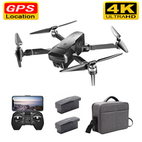 K1 GPS Drone with 50x zoom 4K wide angle HD dual camera 5G Wifi FPV brushless motor flight 28 minutes drone with camera