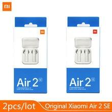 2 teile/los Xiaomi Air2 SE Drahtlose Bluetooth Kopfhörer Mi Redmi Airdots 2 S TWS Wahre Wireless Headset AirDots pro 2SE kopfhörer