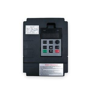 Image 2 - Частотный преобразователь VFD, преобразователь скорости двигателя с переменной частотой 1,5 кВт/2,2 кВт, устройство управления ШИМ, CT1, бесплатная доставка