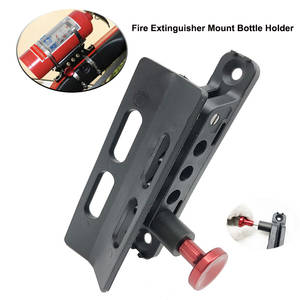 Mount-Bottle-Holder Car-Fire-Extinguisher-Holder Wrangler Fits-Jeep Aluminum for Jk Jl