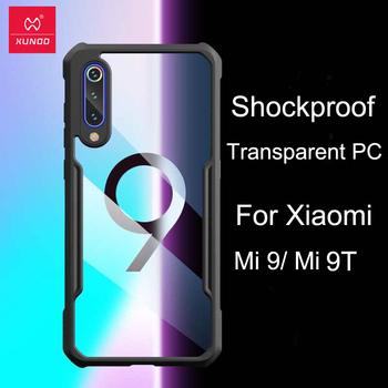 For Xiaomi Mi9 Pro Case XUNDD Luxury Airbag Shockproof Full Protective Back Cover funda for redmi note 8T чехол