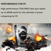 WD 500G Black hard drive disk