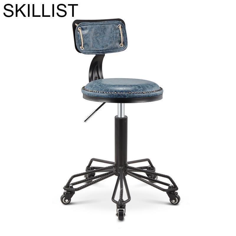 Mueble De Hairdresser Sedia Sedie Beauty Chaise Makeup Salon Cabeleireiro Shop Cadeira Barbershop Silla Barber Chair