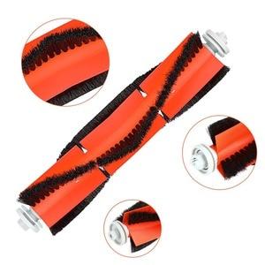 Image 2 - Pièces détachées pour aspirateur Robot Xiaomi Roborock S50/S51/S55/S5, brosse principale + brosse latérale à 6 bras + filtre Hepa lavable + vadrouille