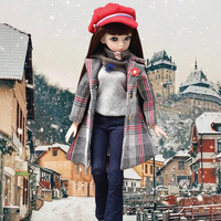 Doll Fashion Doll Ball Jointed dolls Fashion