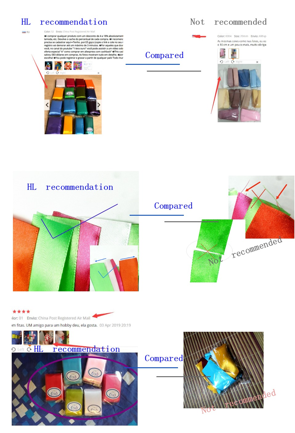 Hf5190d0ac763445c82aad481c265e239n HL 5 meters 15/20/25/40/50mm Solid Color Satin Ribbons Wedding Decorative Gift Box Wrapping Belt DIY Crafts