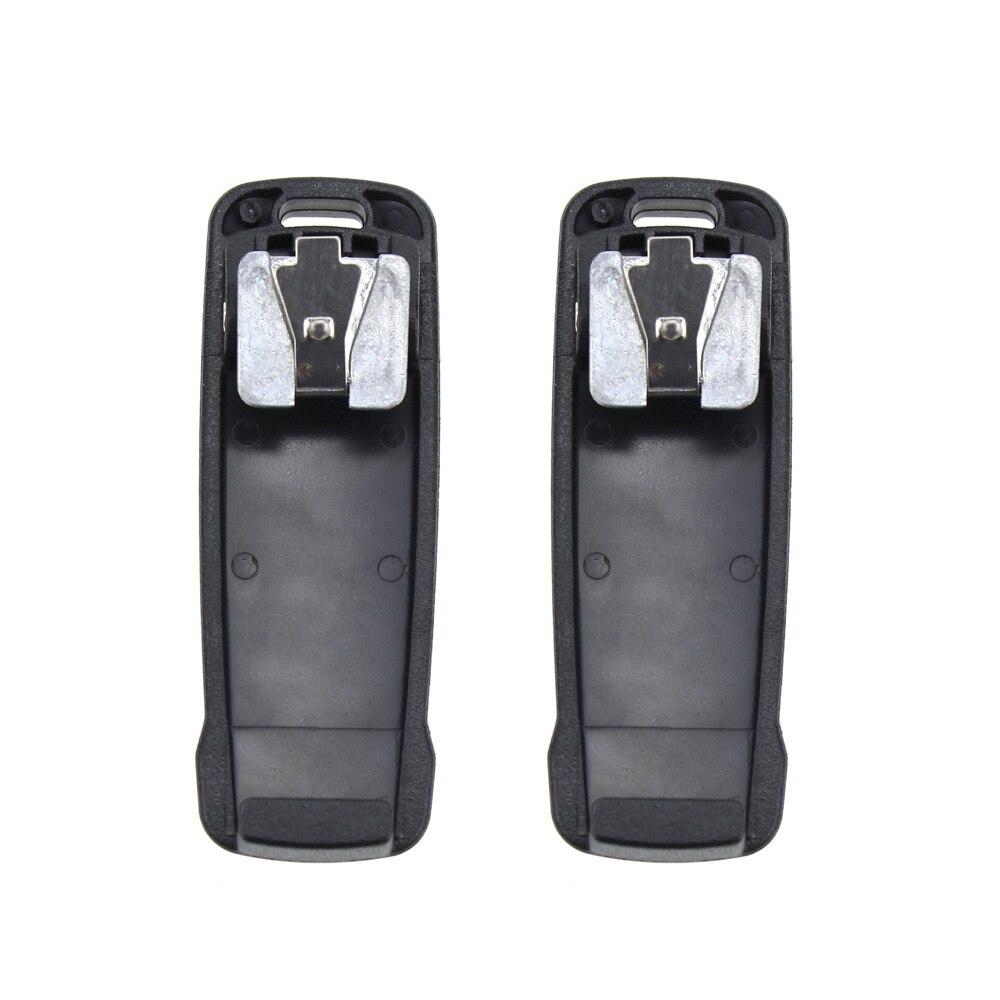 2X Battery Belt Clip For Motorola PMNN4071 PMNN4071A PMNN4071AR Mag One, BPR40, A8