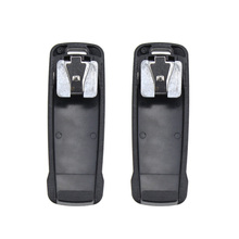2X Battery Belt Clip for Motorola PMNN4071 PMNN4071A PMNN4071AR Mag One, BPR40, A8