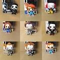 Виниловые фигурки Stephen King's It Bride of Чаки, поп Чейз, Тиффани, Сэм, розыгрыш или лечение PENNYWISE GHOSTFACE, игрушки-модели с коробкой