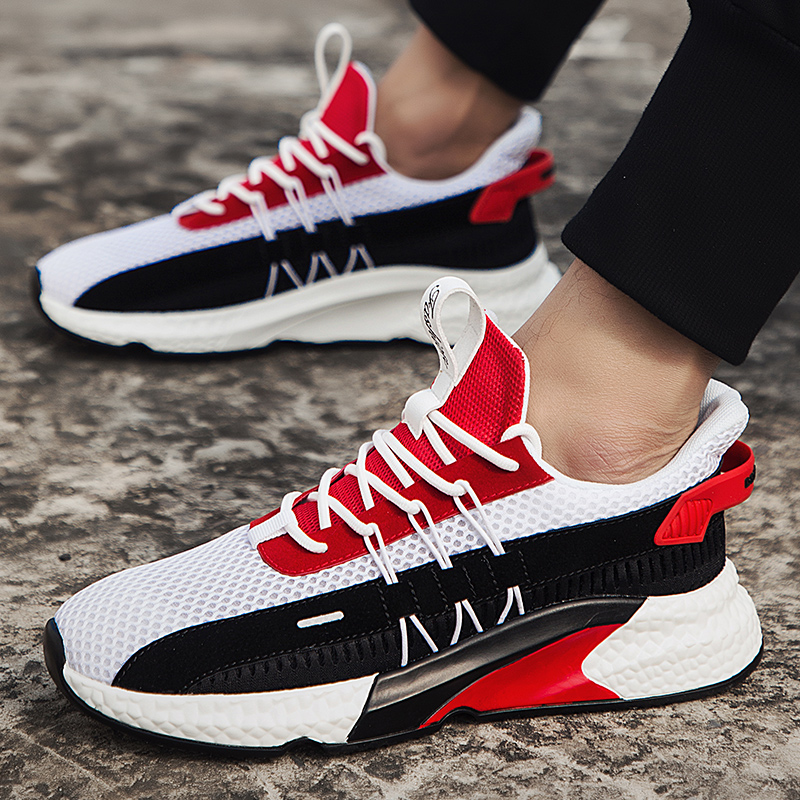 Light Men Walking Shoes Men's Trainers Sport Shoes Outdoor Walkng Jogging Shoes Trainer Athletic Shoes Men Sneakers Men Shoes