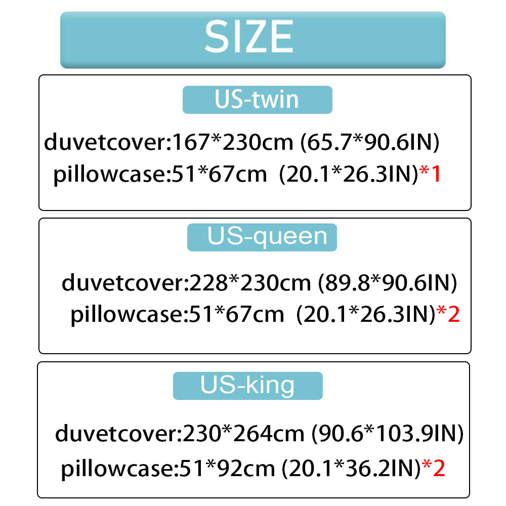 Image 2 - Yimeis Christmas Bedding Sets 3pcs Duvets And Linen Sets Comforter Bedding Double Bed BE45201-in Bedding Sets from Home & Garden