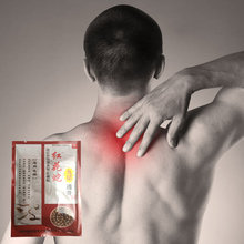 24Pcs=3Bags Far infrared Medical Pain Relief Patch Chinese Traditional Herbal Carthamus tinctorius Snake Analgesic Plaster Pain(China)