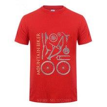 Mtb square bicycle T-shirt Man Hot Fashion Solid Tshirt Cyclist MTB Mountain Transport Hobby Biker parts Cycler tshirts
