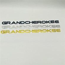 Заводская табличка для Jeep GRAND CHEROKEE, эмблема с логотипом
