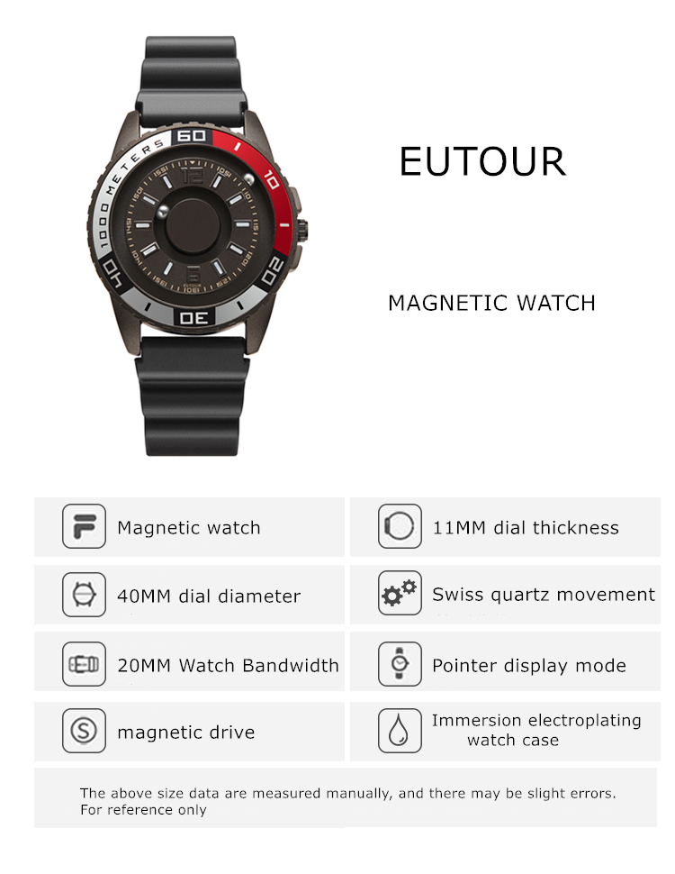 EUTOUR New innovative magnetic 14