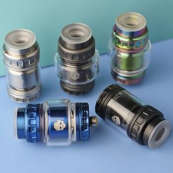 Dovpo Blotto Mini RTA Réservoir avec 23,4 mm et 2,0 ml / 4,0 ml Capacité et Top remplissage, électronique Atomiseur cigarette VS Zeus X Mesh