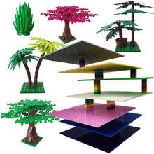 Placa de base 32*32 16x32 pontos de dupla face base de blocos de construção placa base jurídica compatível clássico tijolos crianças brinquedos