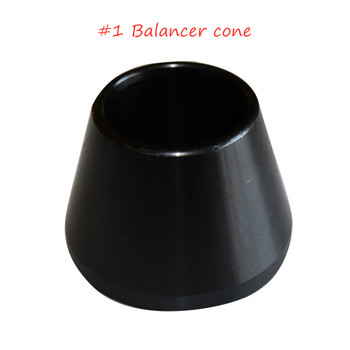 Tire Balancer Cone #1 Balancer Adaptor Tyre Wheel Balance Machine Fixture Block Spare Parts Tire Repair Tool 1 piece heidelberg mo sm74 machine excitation board c98043 a1232 offset printing machine spare parts