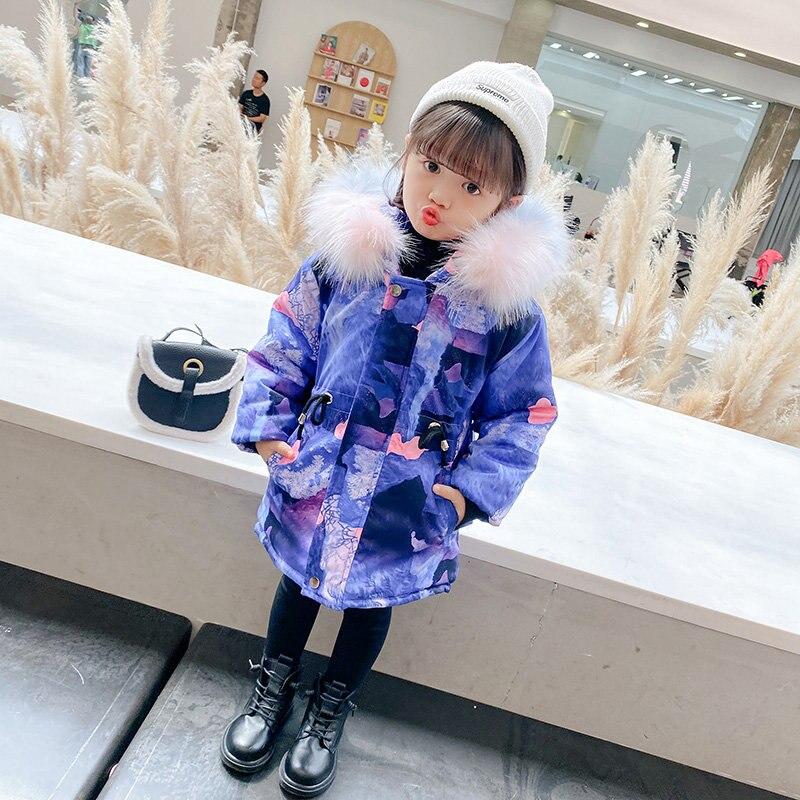 casaco de inverno infantil luxo com 04
