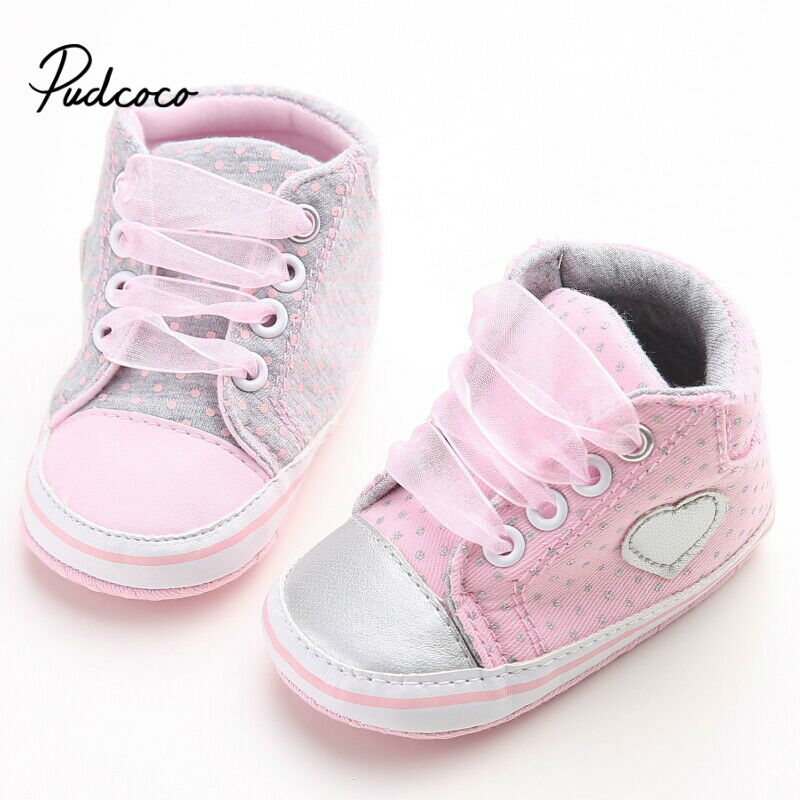 New Baby Sneakers 2020 Fashion Children Flat Shoes Infant Kids Baby Girls Solid Stretch Mesh Sport Run Sneakers Shoes 11-13cm