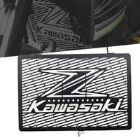 Para KAWASAKI Z750 Z800 ZR800 Z1000 Z1000SX nanja1000 protector de rejilla de radiador de motocicleta protector de acero inoxidable protector