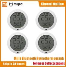 Xiaomi mijia bluetooth 温高感度湿度計温度計の液晶画面スマートホーム温度湿度センサー