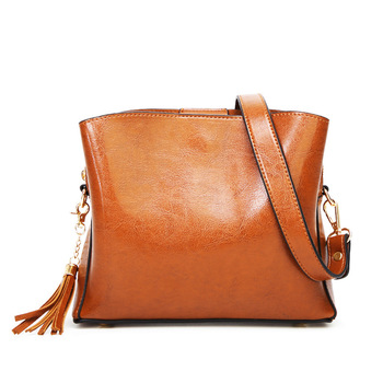 Women Autumn Black Fashion Style PU Material Single Shoulder Bag Lightweight  The Latest Delicate Beautiful No.001