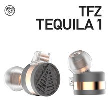 TFZ TEQUILA professional monitor Earphones, 22 Impedance,3.5mm socket ,TFZ Audiophile Rock and roll for iphone(China)