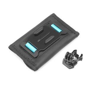 Image 5 - SHOOT 360 degrés rotatif sac à dos fixation par pince pour GoPro Hero 9 8 7 noir Xiaomi Yi 4K Sjcam Eken ceinture dépaule pour accessoire GoPro