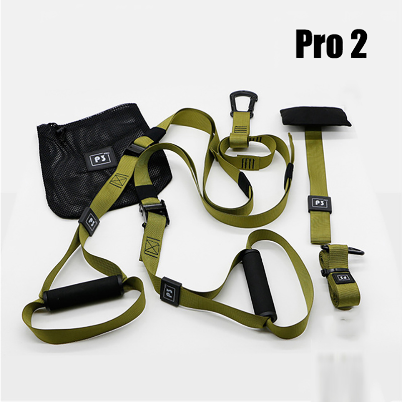 Training Hanging Belt Resistance Bands Fitness Equipment Sport Gym Workout Fitness Suspension Exercise Pull Rope Straps