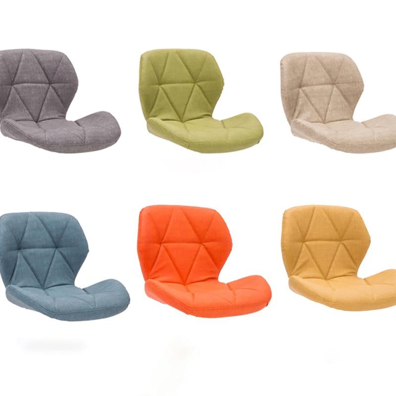 New Colorful Bar Stools Modern Bar Chair Rotating Lift Chair High Stools Home Fashion Creative Design Beauty Stool Swivel Chair